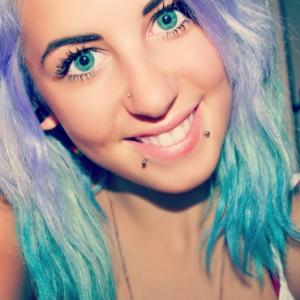 cabello-azul