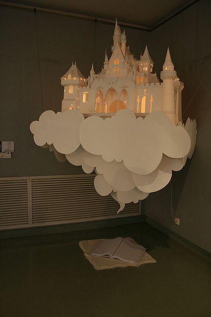 castillo lampara