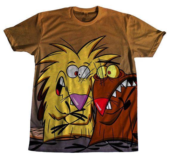 castores cascarrabias camisa