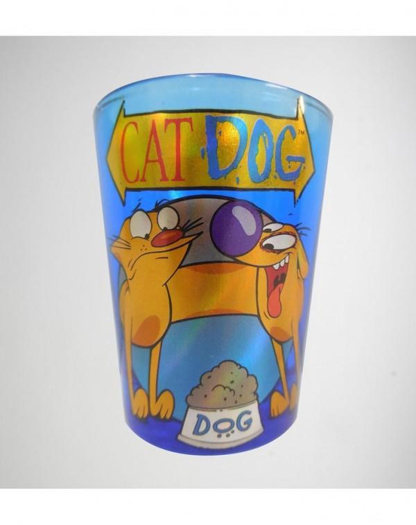 catdog vaso