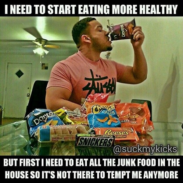 Funny Healthy Eating Meme : Yo cuando estoy haciendo dieta…