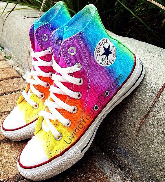 converse arcoiris