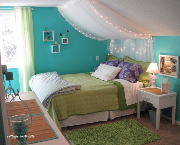 cortina cama