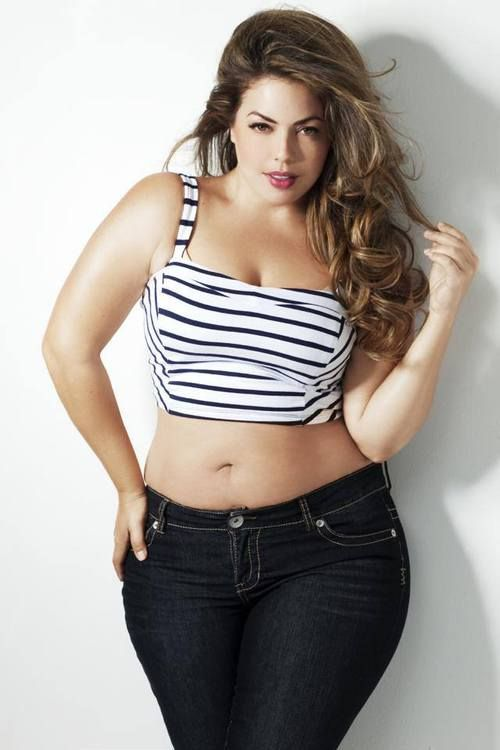crop top plus size