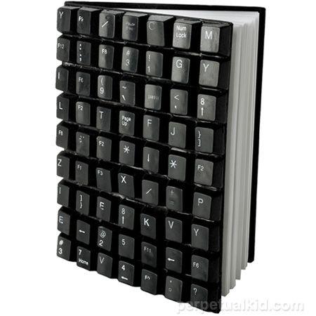 cuaderno teclado