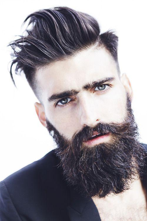 dirty beard