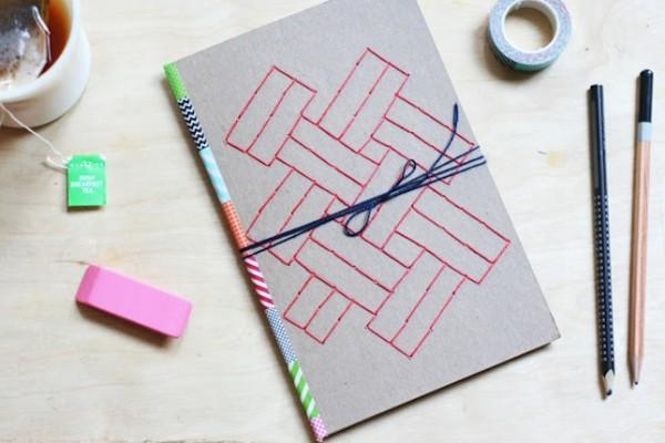 estambre cuaderno