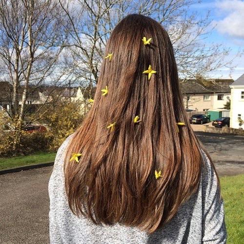 flores cabello