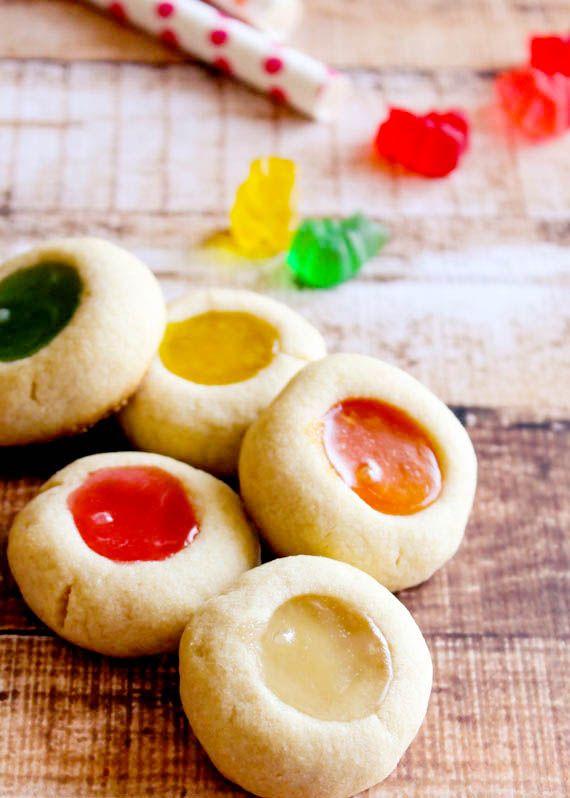 galletas con gomitas