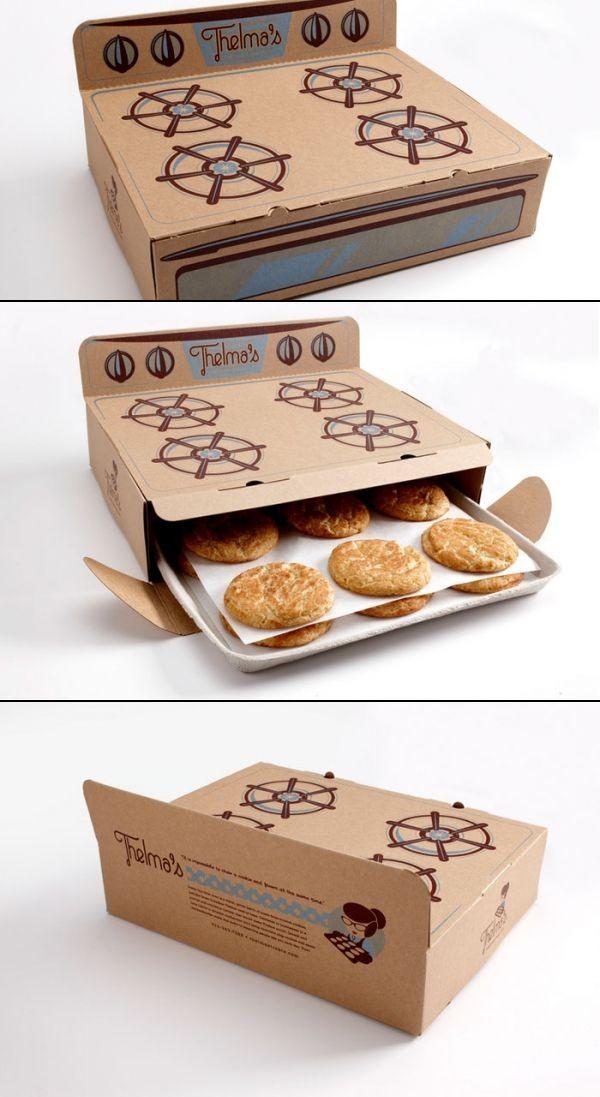 galletas empacadas