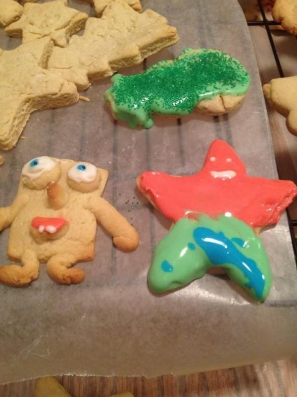 galletas fracaso