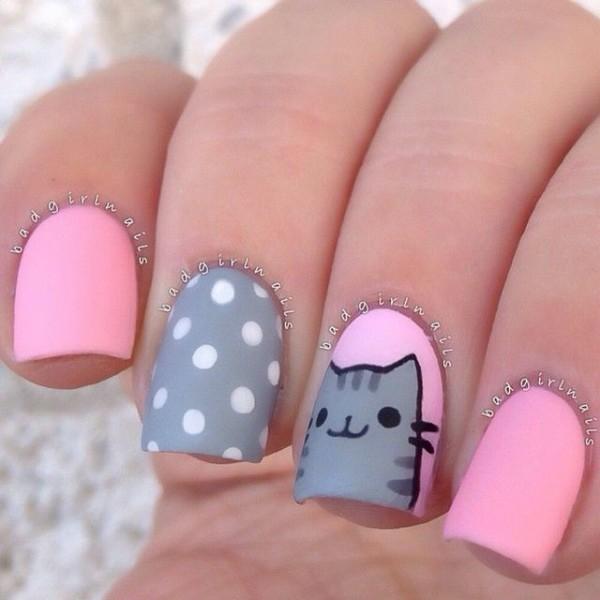 gato uñas