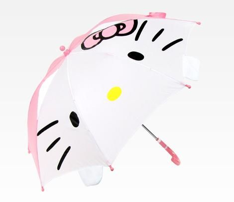 hello kitty paraguas