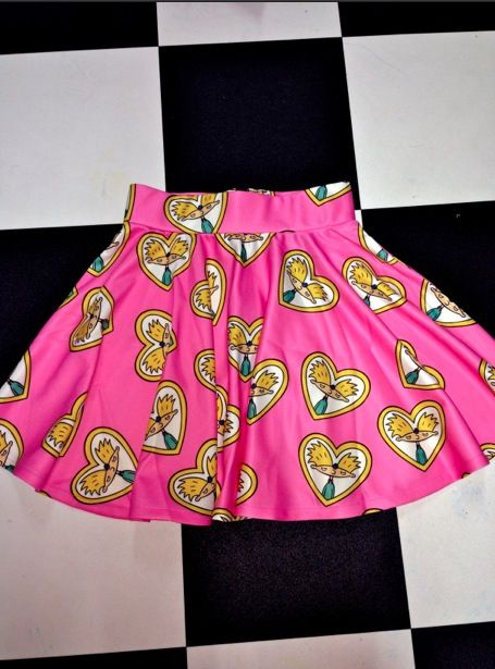 hey arnol falda