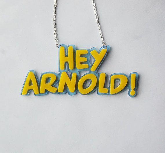 hey arnold collar