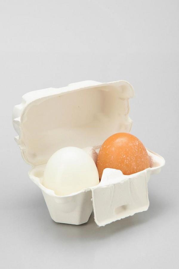 huevo jabon