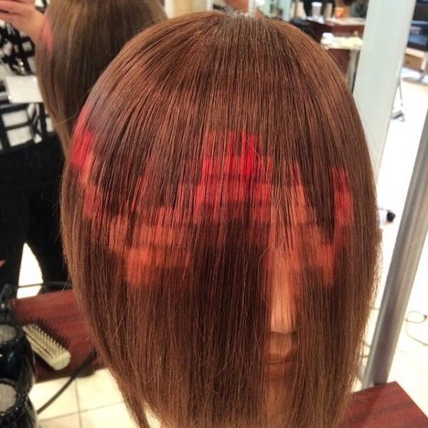 ideas para pintar el cabello