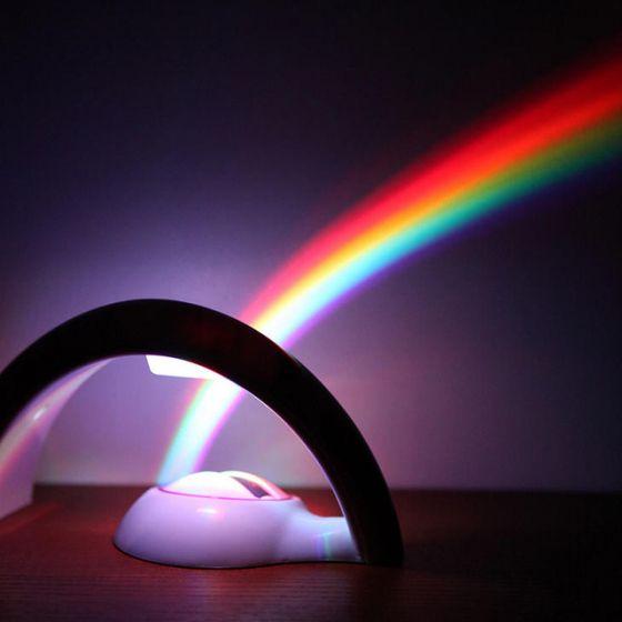lampara arcoiris