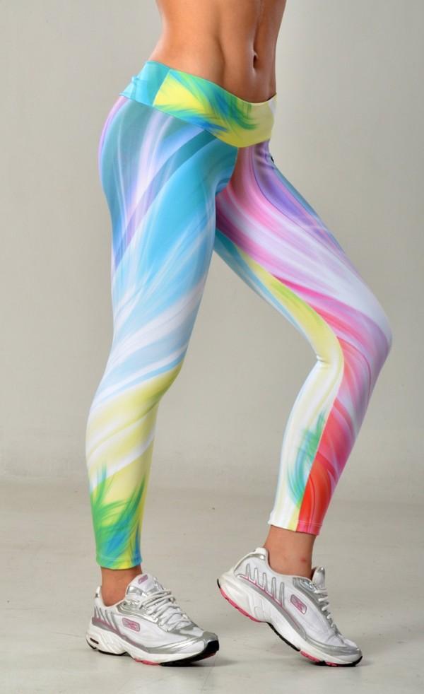 leggins colores