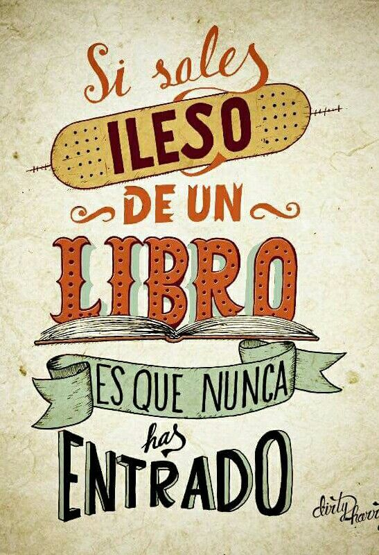 Frases que alegrarán a todos los amantes de los libros