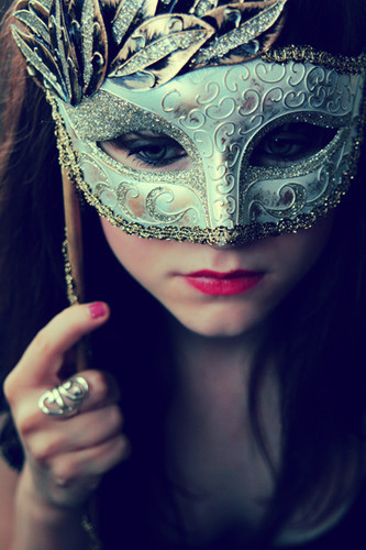 mascara para mujer