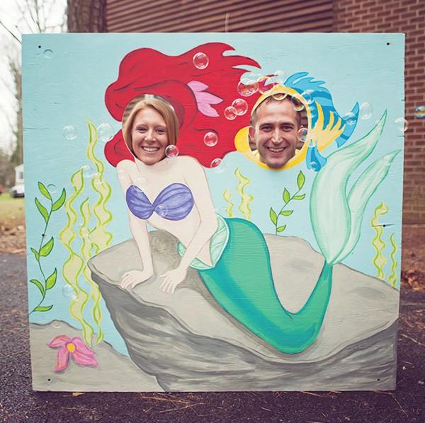 mermaid funny