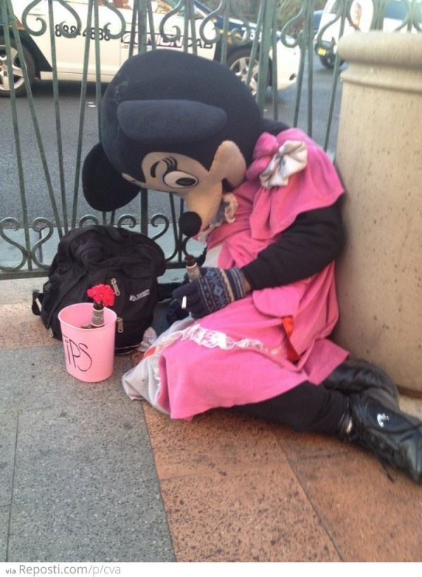 minnie borracha