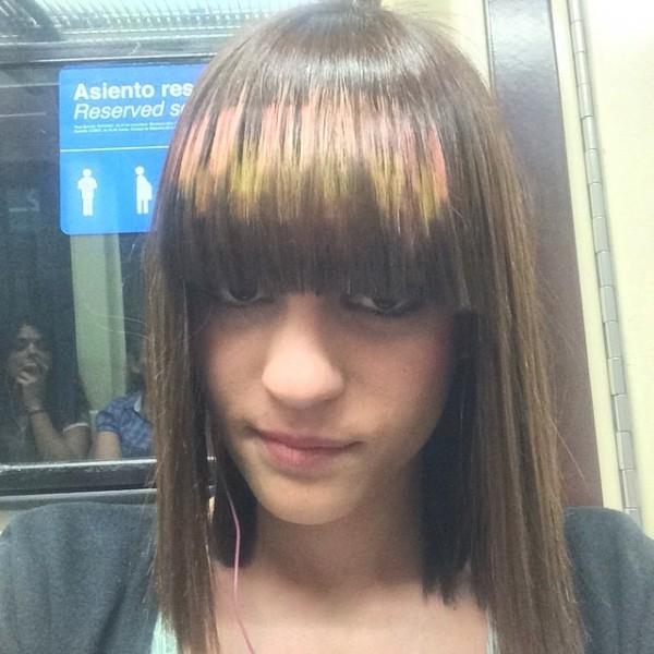 mujeres tendencia cabello