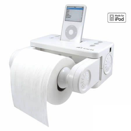 musica en el baño