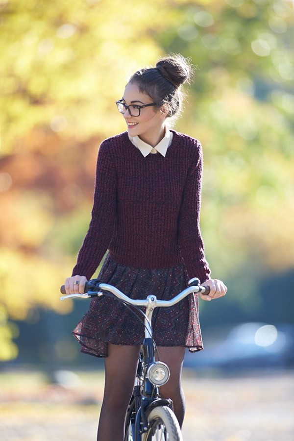 nerd look