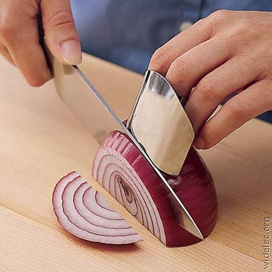 no cortarte al picar cebolla