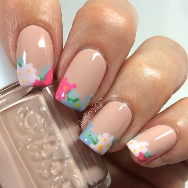 20 diseños para lograr un manicure extra-natural de forma fácil ...