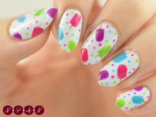paletas uñas