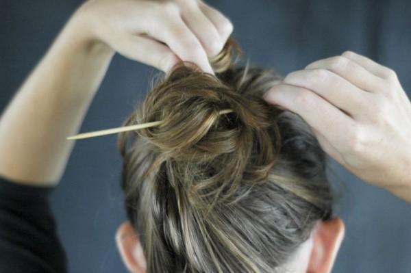 palillo cabello