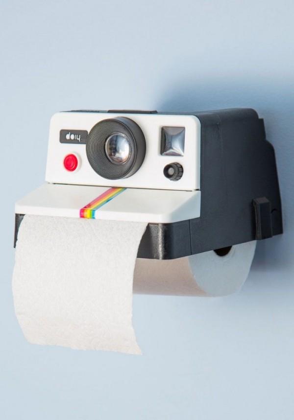 papel de baño camara