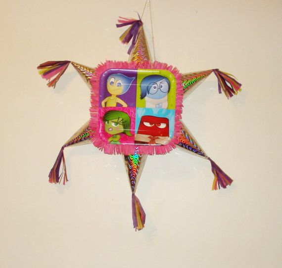 piñata inside out