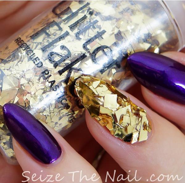 plastico uñas