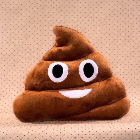 poop almohada