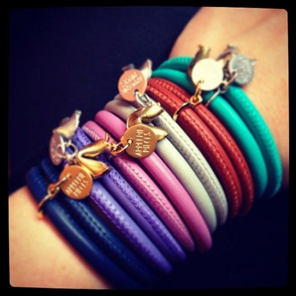 pulseras galleta de la fortuna