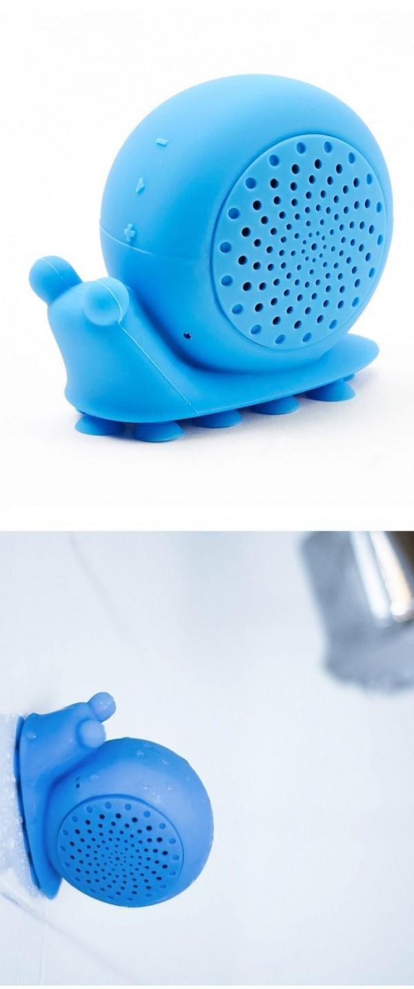 radio bañera