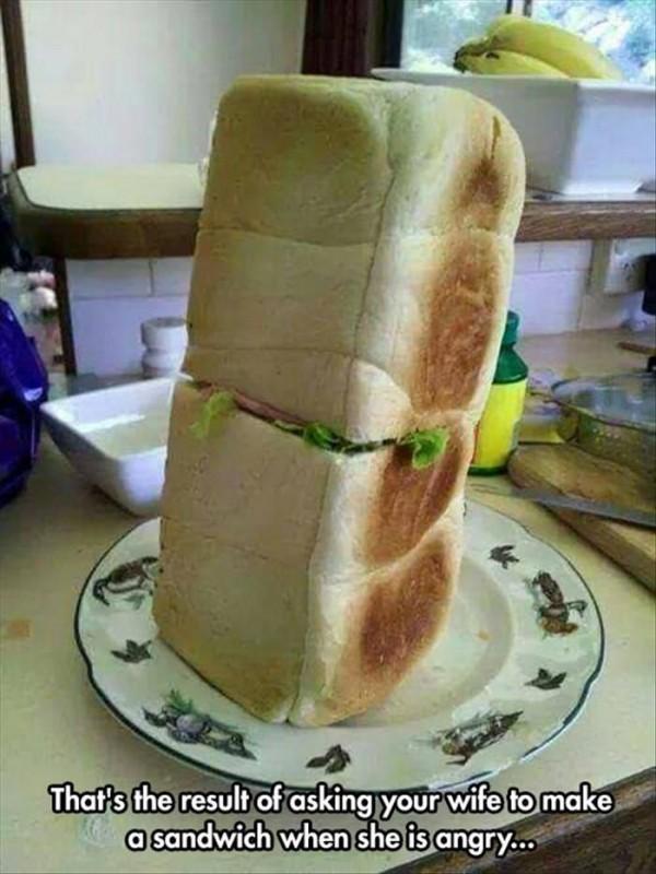 sandwich lol