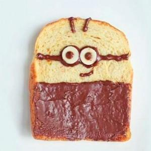 sandwich minion