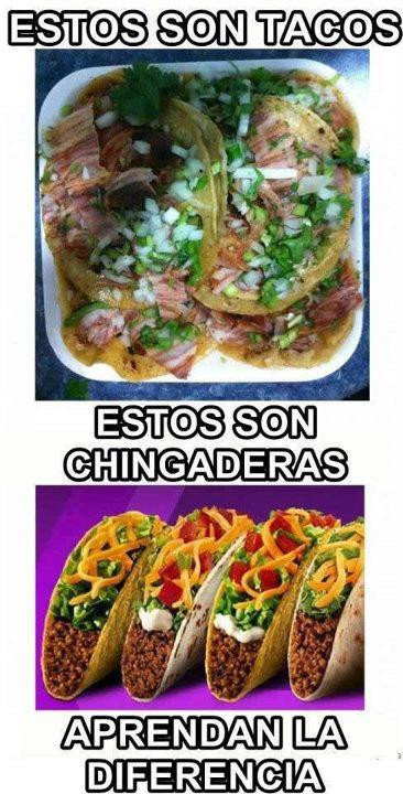 tacos insulto