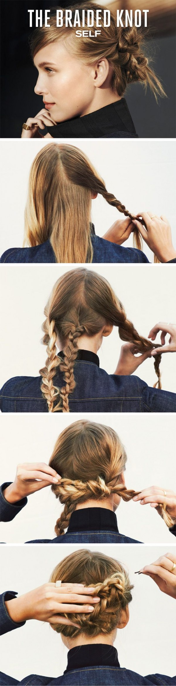 trenzas peinados