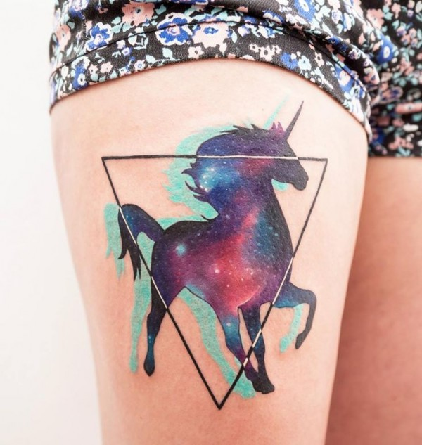unicornio comsico