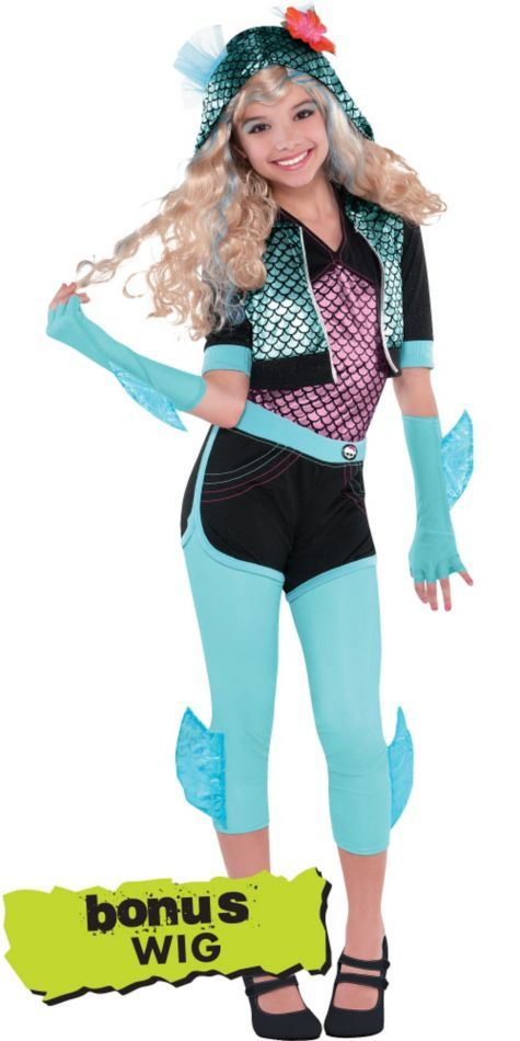 Monster High blue