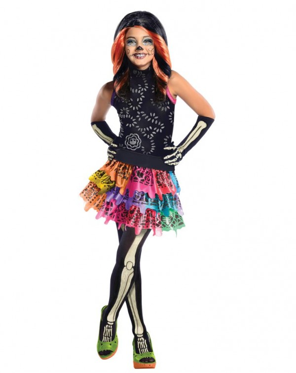 Monster High calaveras