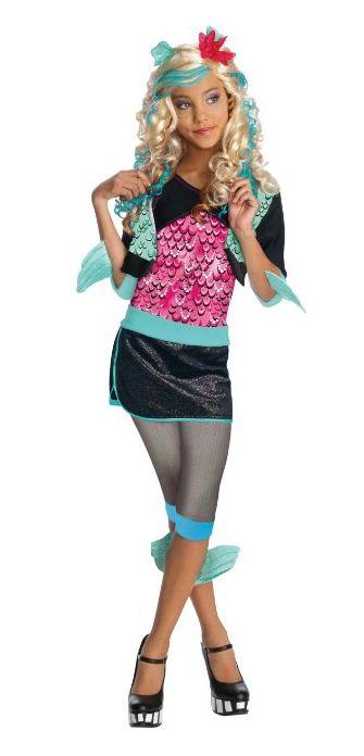 Monster High disfraz