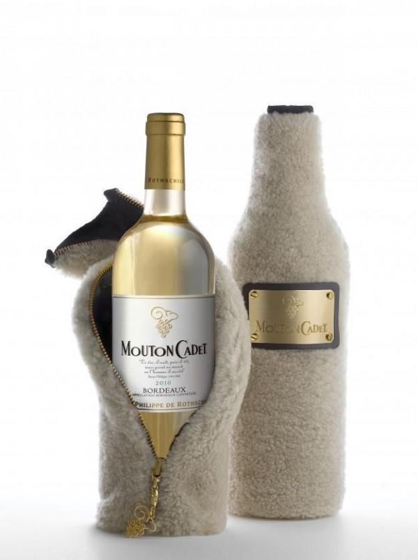 abrigo botella