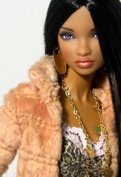 african barbie